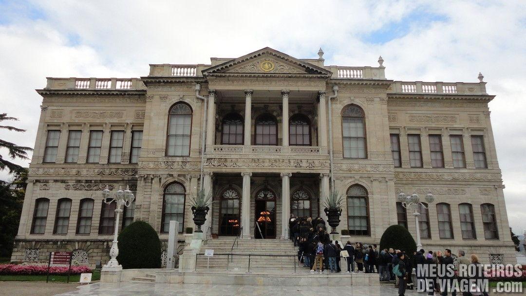 Palácio Dolmabahce - Istambul, Turquia
