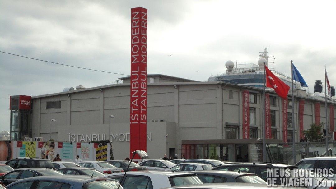 Museu de Arte Moderna de Istambl