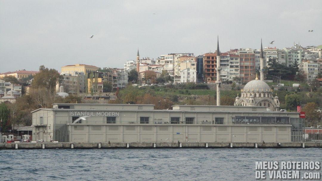 Museu Istanbul Modern