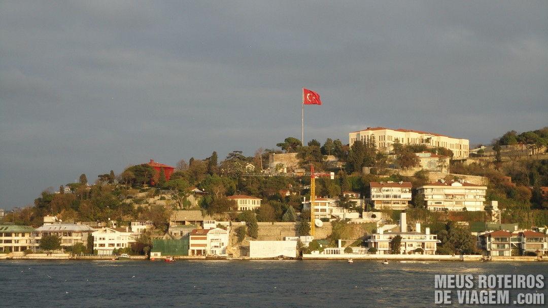 Lado asiático de Istambul - Turquia