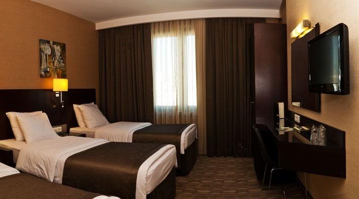 Quarto do Riva Hotel (fonte: rivahotel.com.tr)