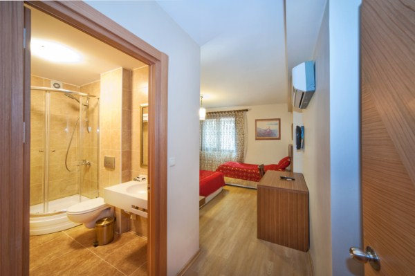 Suíte do The Empress Theodora Hotel (fonte: oldcityhotelistanbul.com)