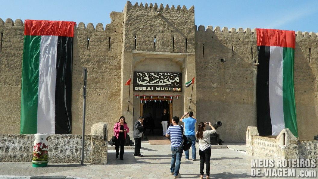 Museu de Dubai - Dubai Museum