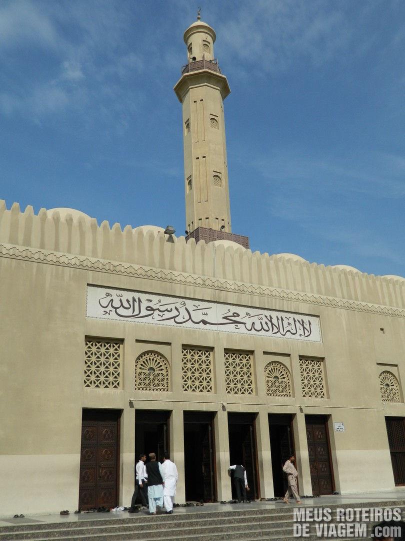 Grande Mesquisa / Grand Mosque - Bur Dubai