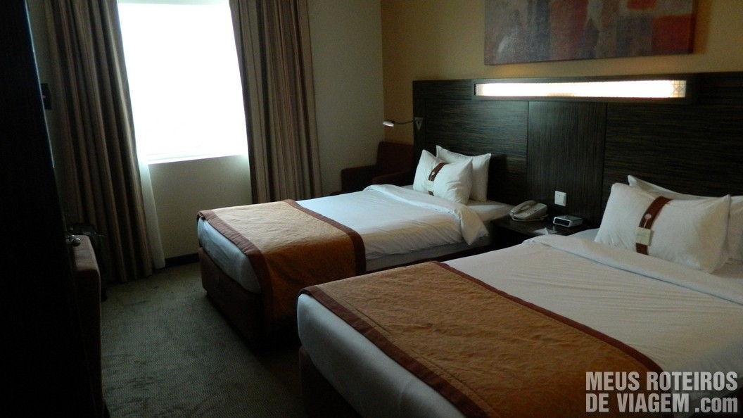 Dica de hotel em dubai holiday inn express jumeirah for Hotel em dubai