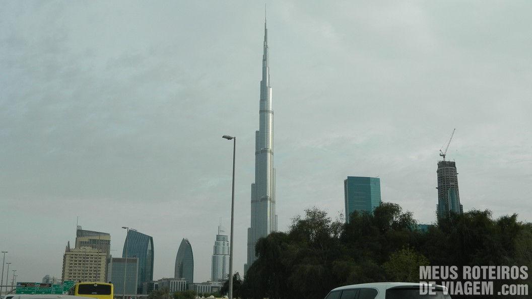 Burj Khalifa - Dubai, Emirados Árabes