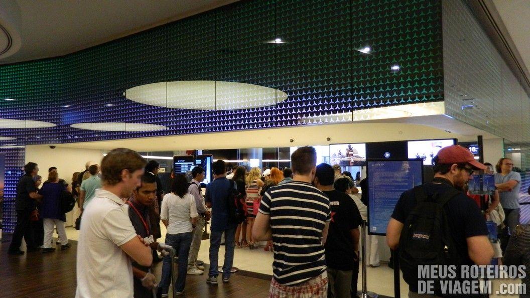 """Bilheteria e entrada da tração """"At The Top - The Burj Khalifa Experience"""" - Dubai"""