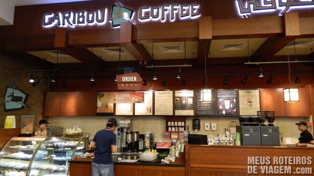 Café no Dubai Mall