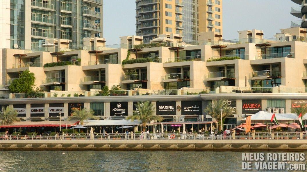Marina Walk - Dubai Marina