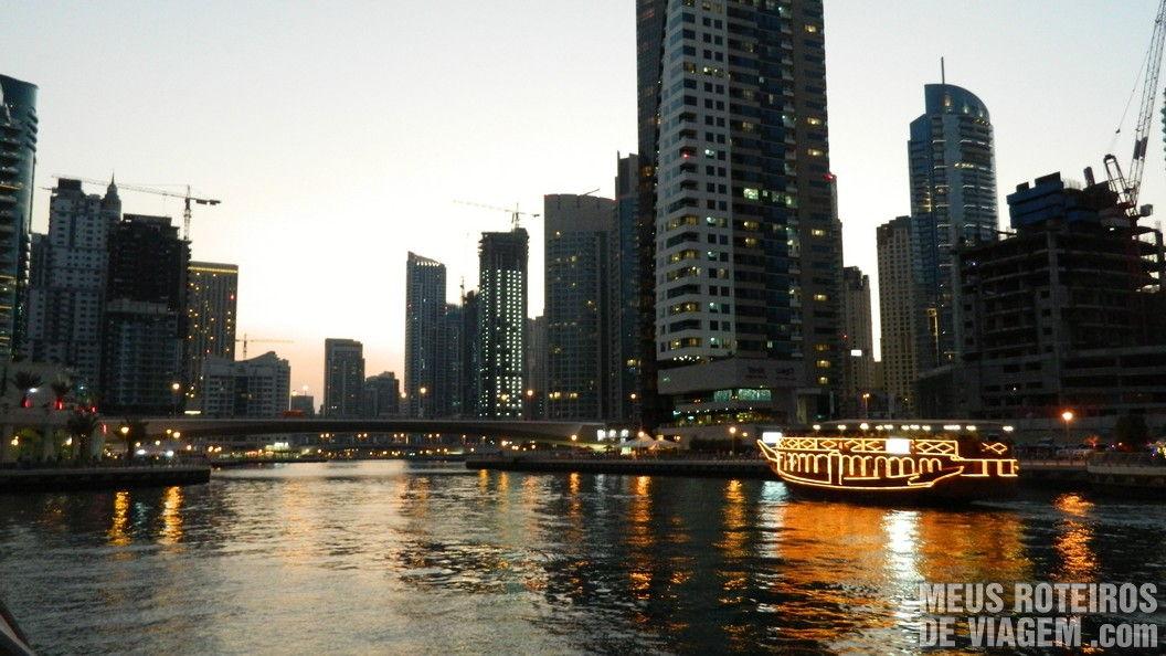 Dubai Marina - Emirados Árabes