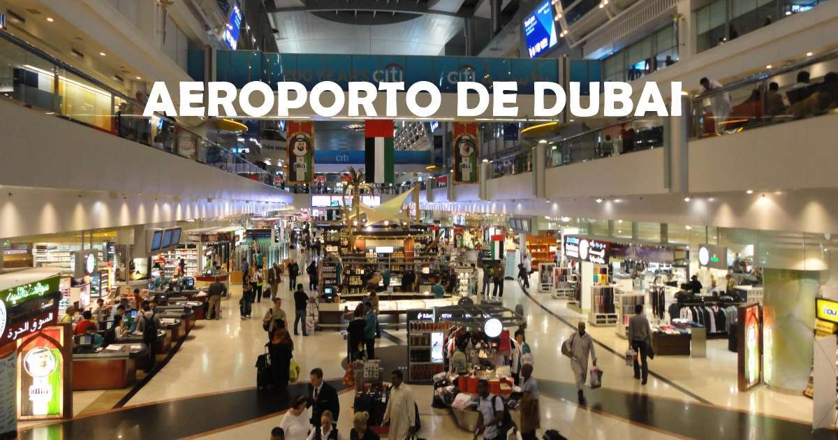 dubai - aeroporto
