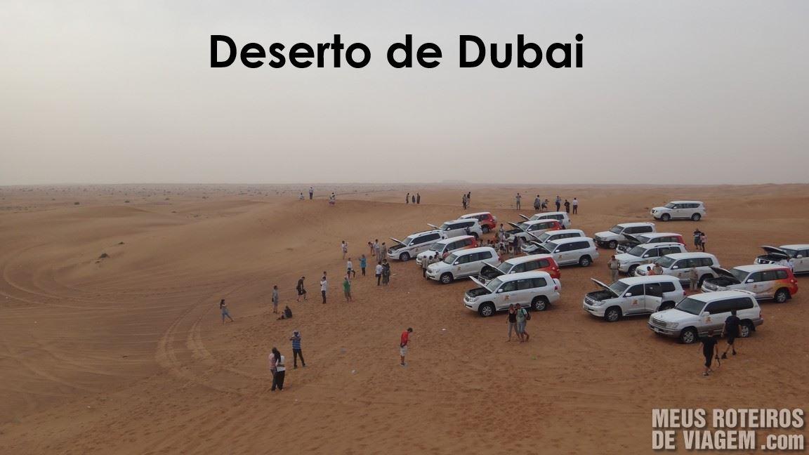 dubai - deserto