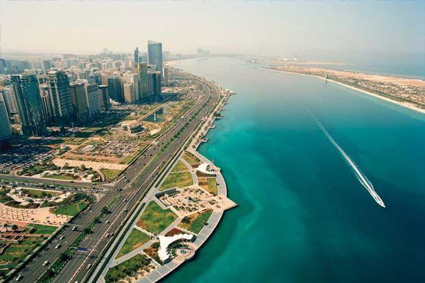 Abu Dhabi (fonte: visitabudhabi.ae)