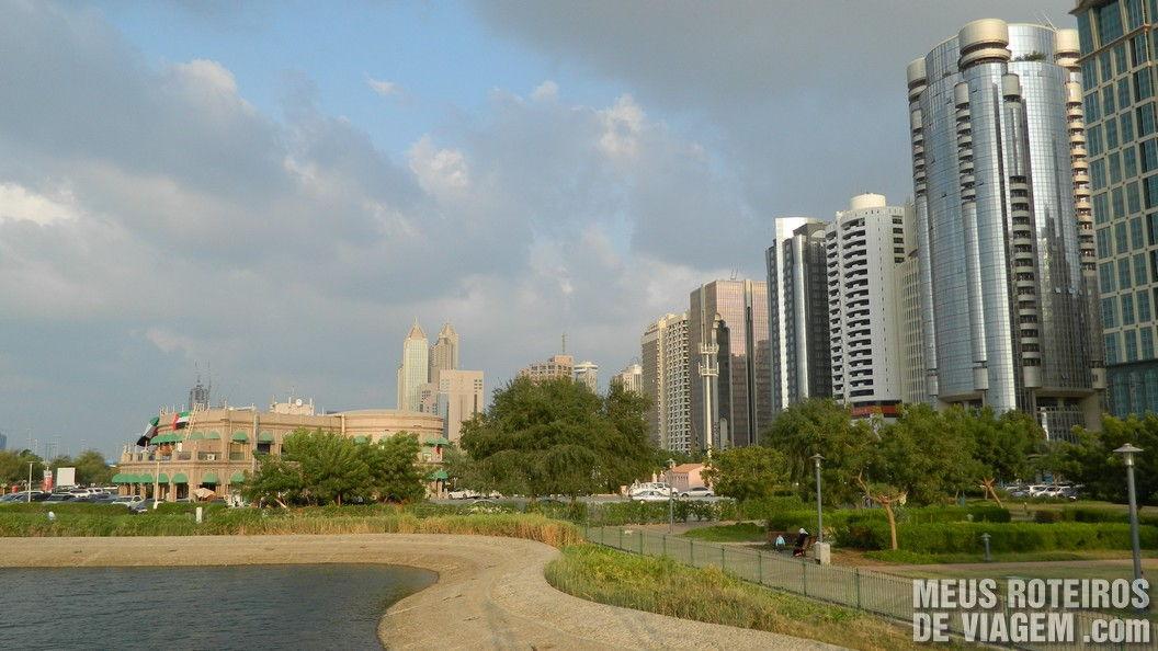 Parque na Corniche Road - Abu Dhabi, Emirados Árabes