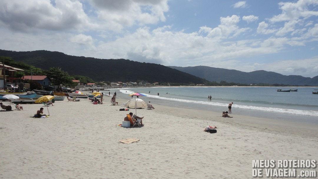 Praia da Armação - Floripa