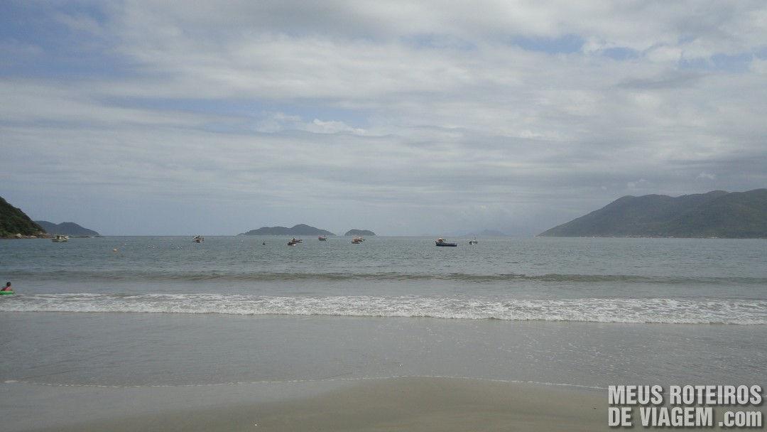 Praia do Pântano do Sul - Floripa