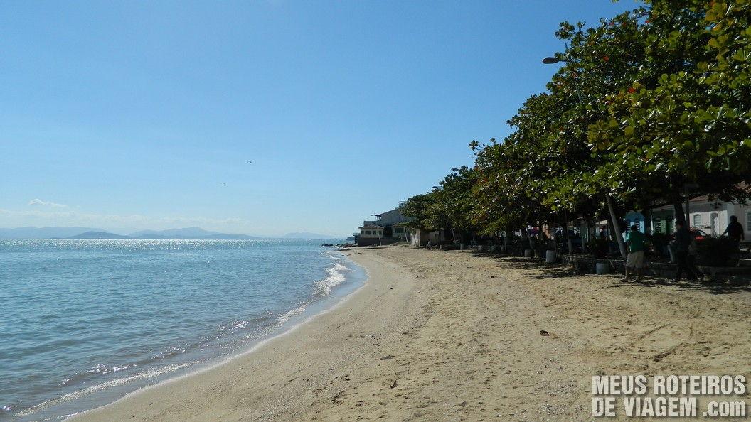 Praia do Ribeirão da Ilha - Floripa