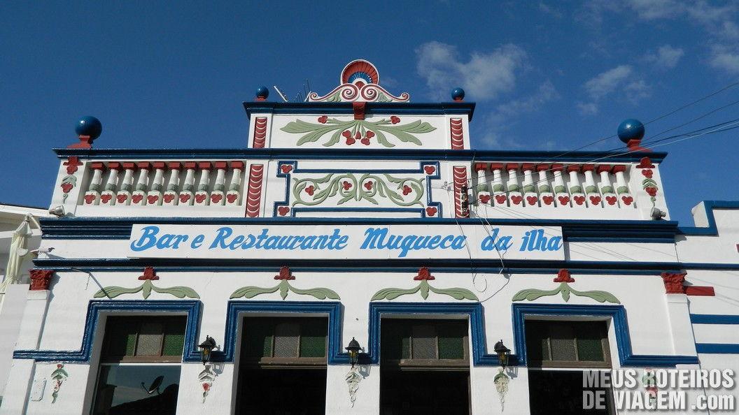 Restaurante Muqueca da Ilha