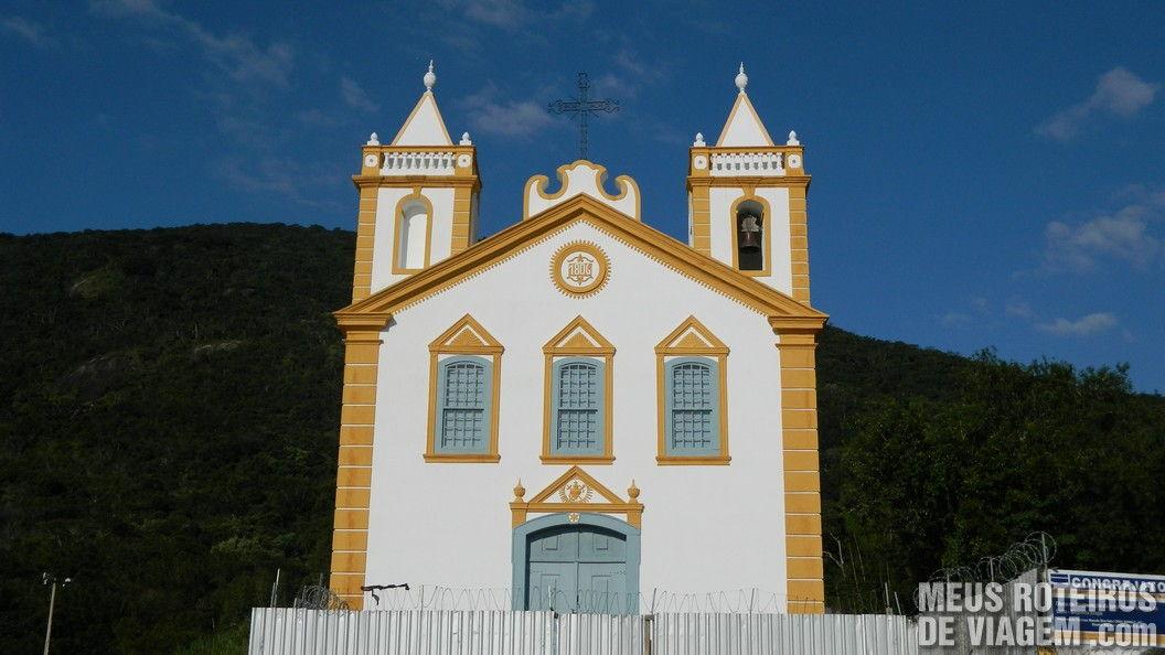Igrejinha do Ribeirão da Ilha
