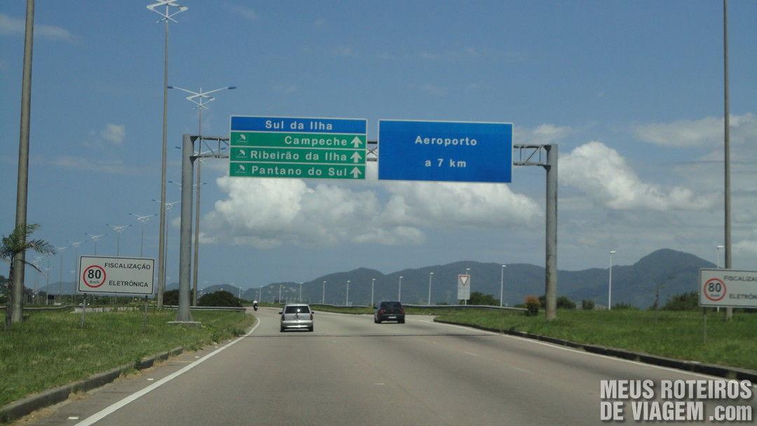 Via Expressa Sul - Floripa
