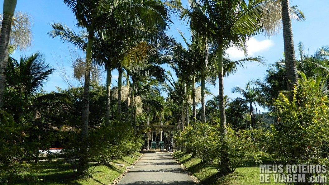 Entrada do Zoológico de Balneário Camboriú