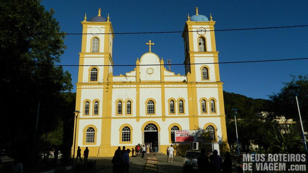 Igreja Nossa Senhora da Graça - São Francisco do Sul / SC