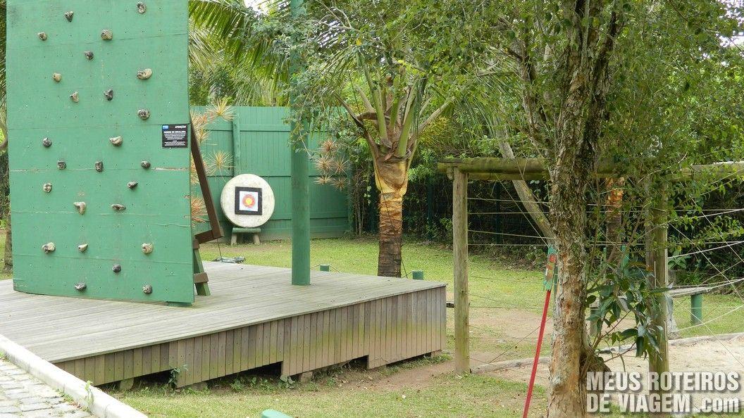 Espaço Aventura do Infinity Blue Resort e SPA - Balneário Camboriú