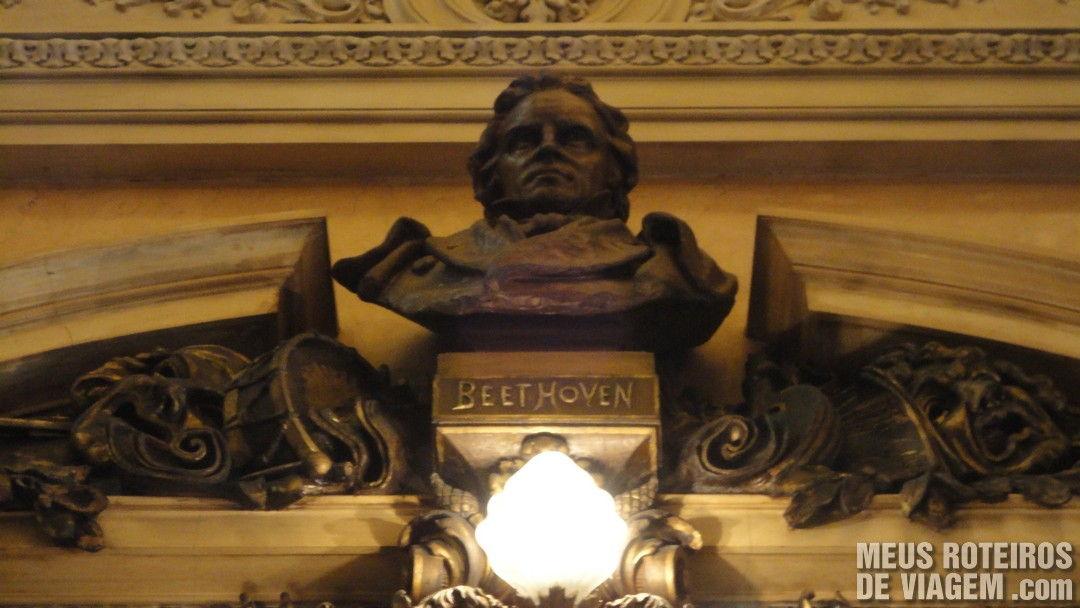 Beethoven no Teatro Colón - Buenos Aires, Argentina