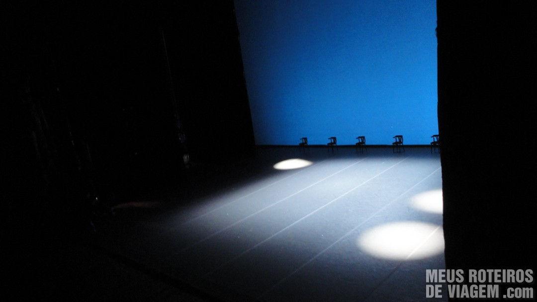 Palco do Teatro Colón - Buenos Aires, Argentina