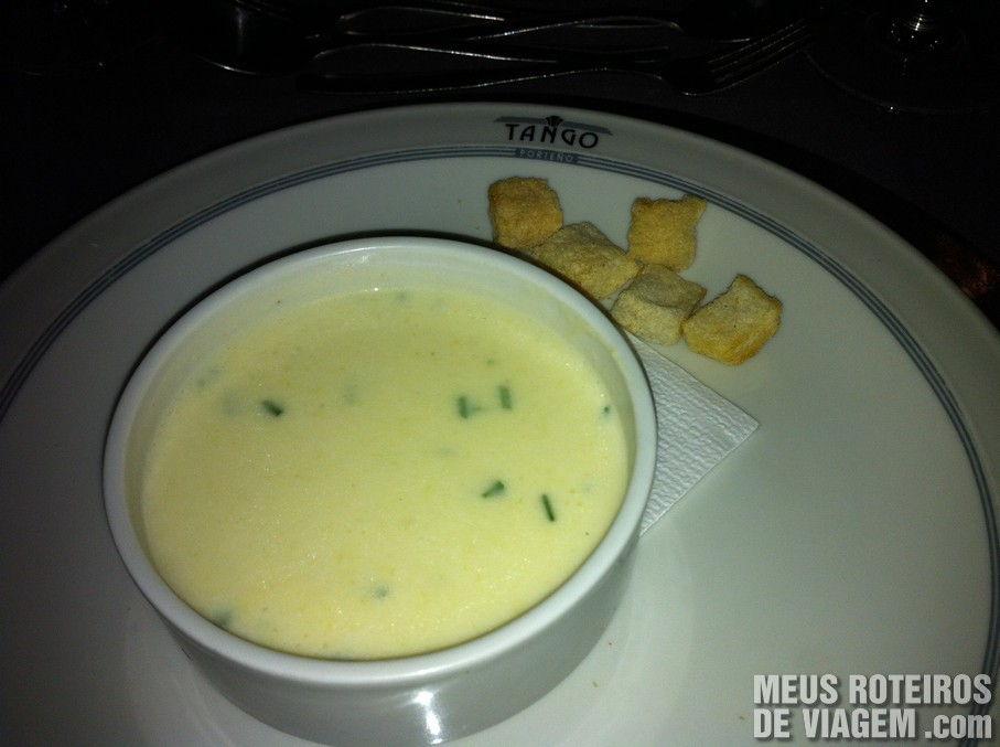 Jantar no Tango Porteño - Buenos Aires
