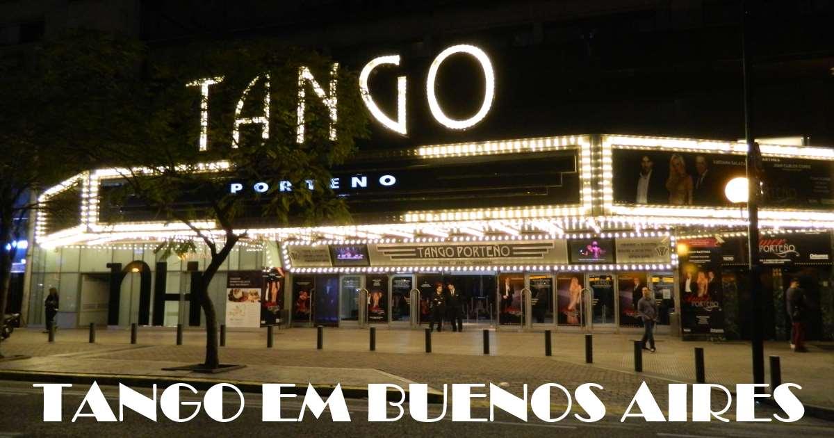 buenos - tango