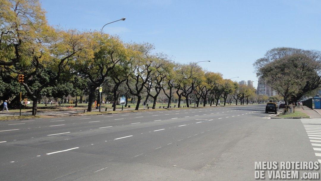 Av. Pres. Figueroa Alcorta - Buenos Aires