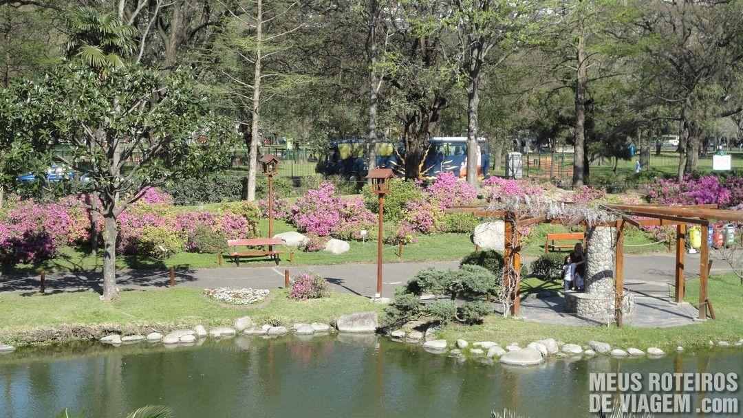 Jardim Japonês - Buenos Aires, Argentina