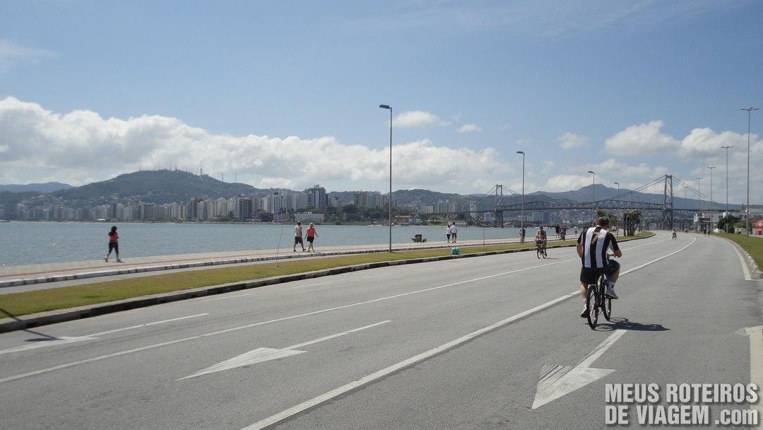 Av Beiramar Continental - Florianópolis