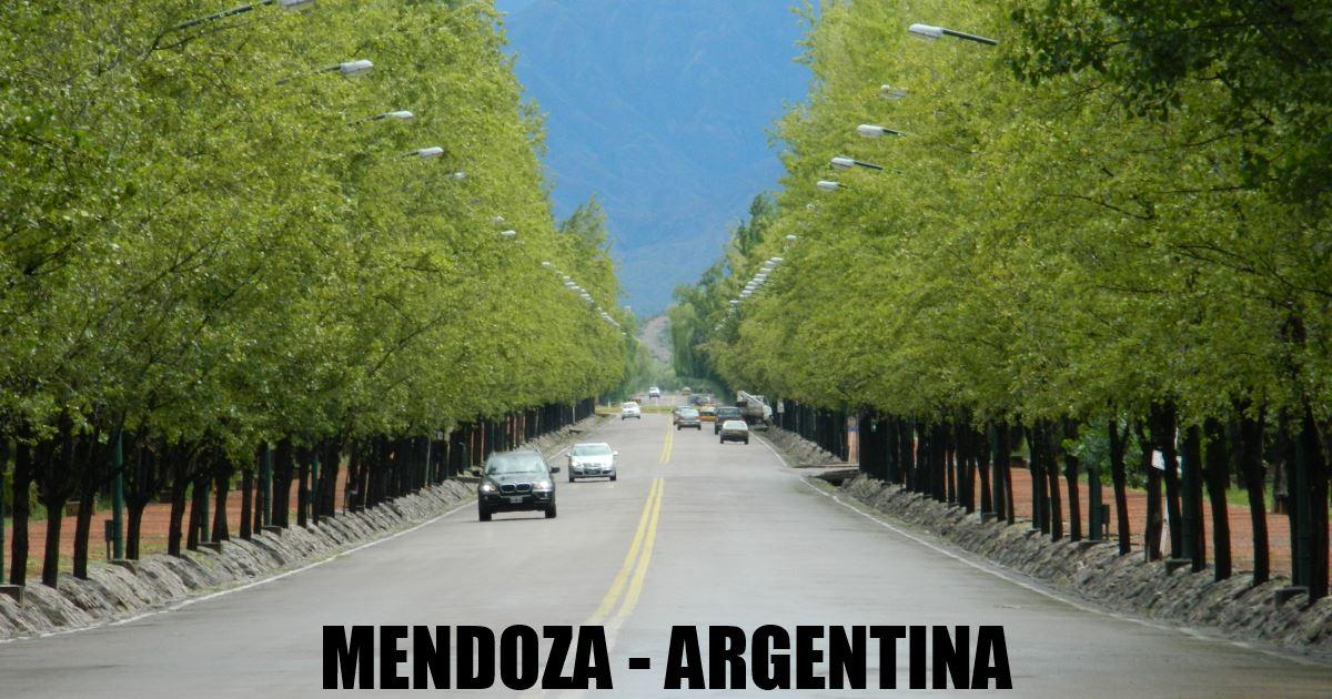 mendoza - centro
