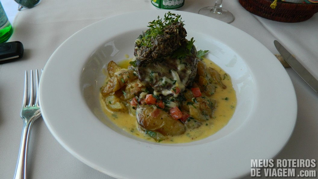 Restaurante Villa dos Ganchos - Governador Celso Ramos