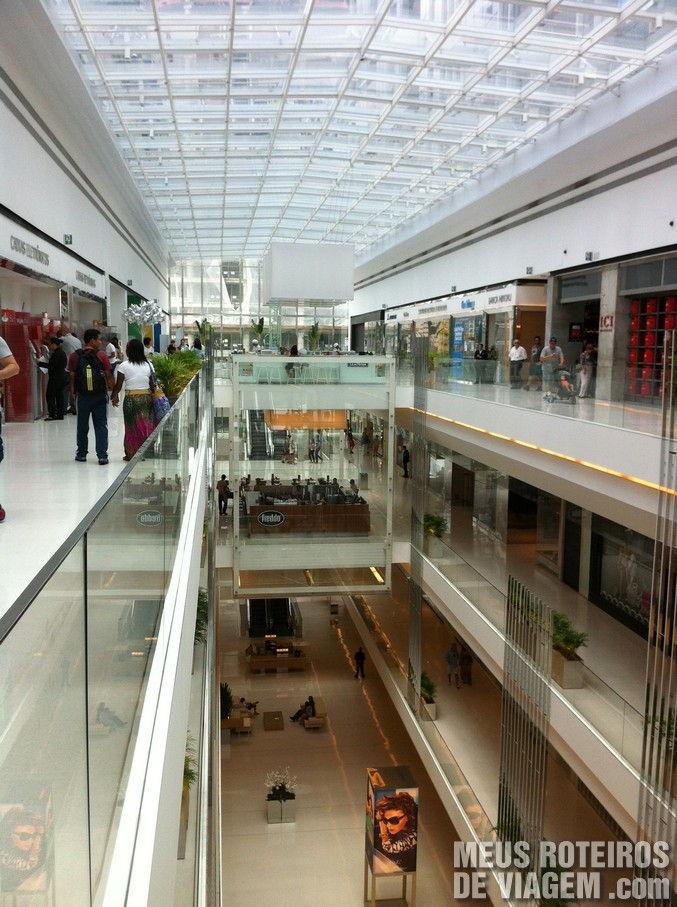 Shopping JK Iguatemi - São Paulo