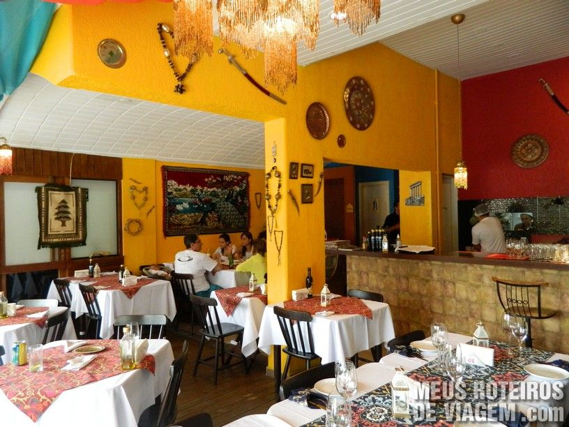 Restaurante Marhaba - Jurerê / Florianópolis