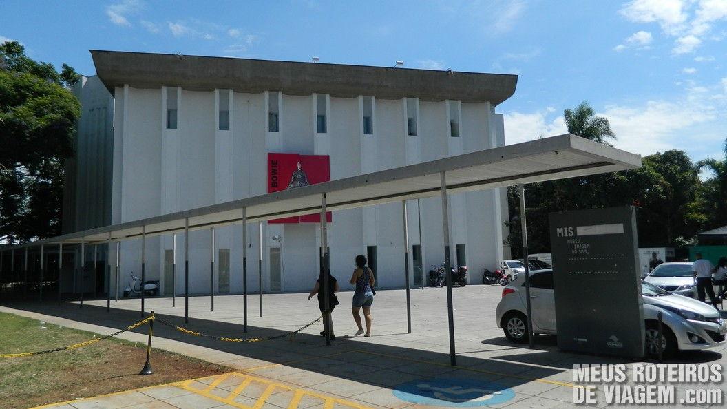 Museu da Imagem e do Som - São Paulo