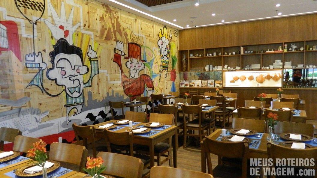 Restaurante Badebec Radisson Faria Lima - São Paulo