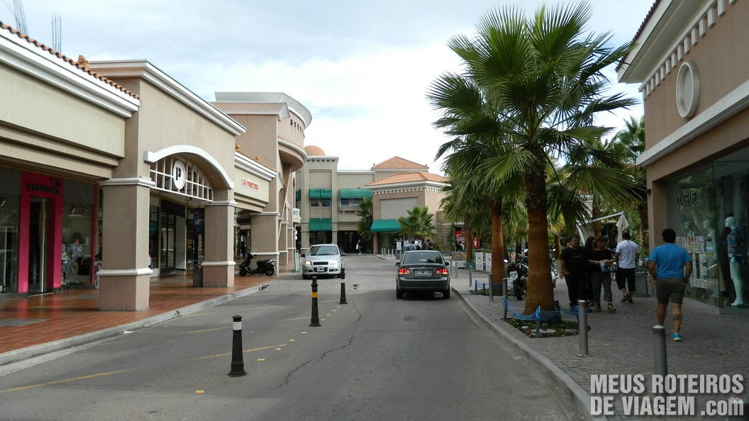 Palmares Open Mall - Mendoza, Argentina