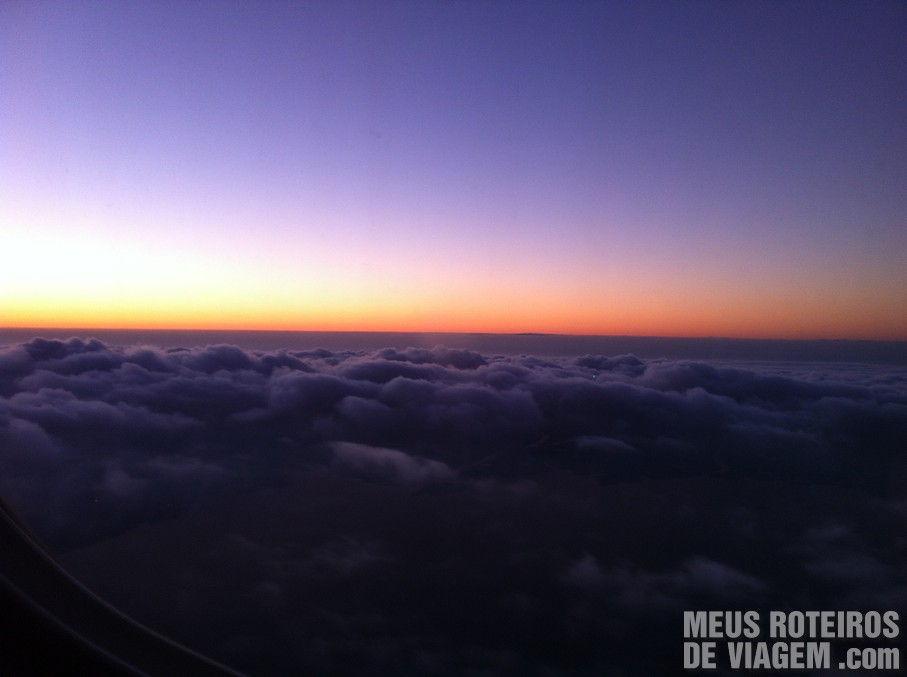 Voando para Mendoza