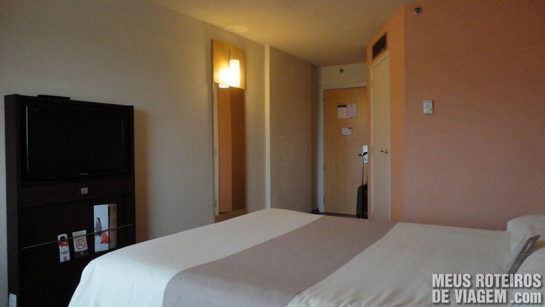 Dica De Hotel Pr 243 Ximo Ao Aeroporto De Congonhas Ibis S 227 O