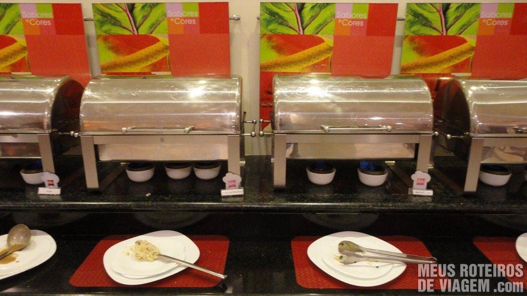 Restaurante do Hotel Ibis São Paulo Congonhas