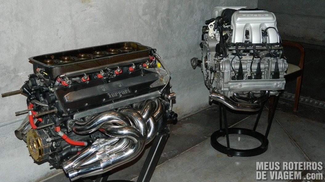 Motores de porsche