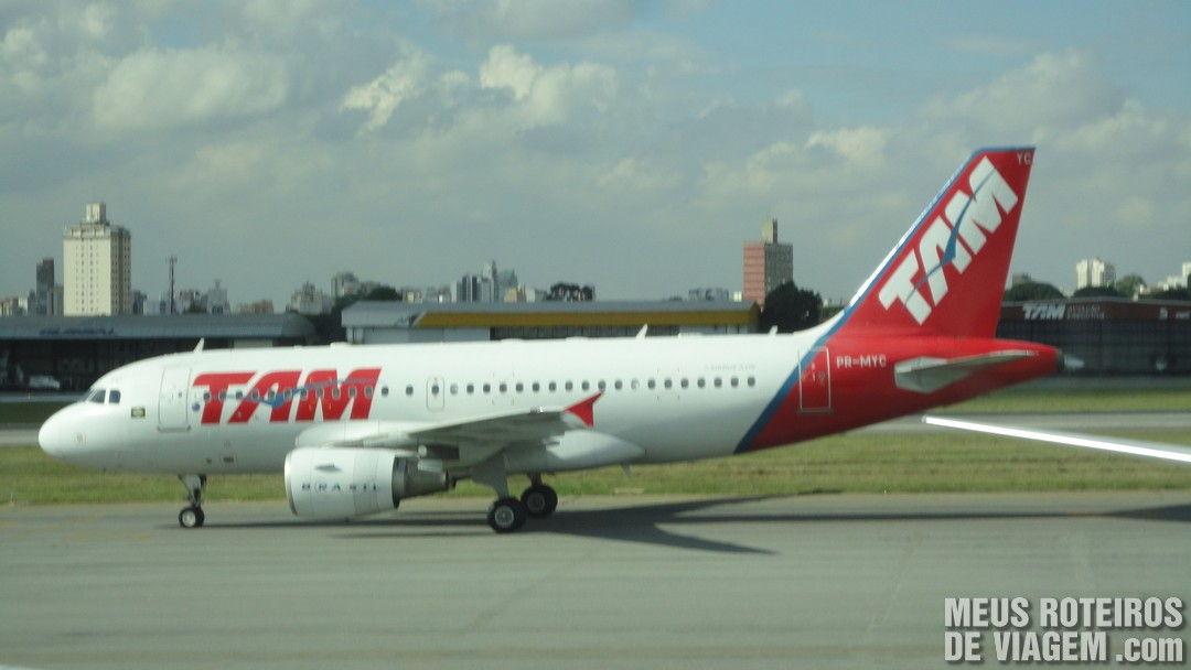 Aeroporto de Congonhas São Paulo