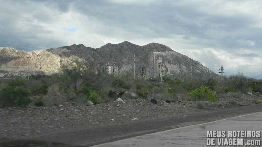 Fábrica de cimento