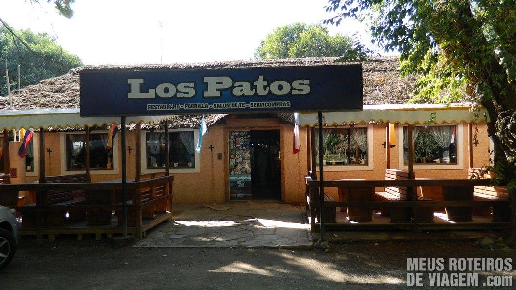 Restaurante Los Patos - Uspallata Mendoza Argentina