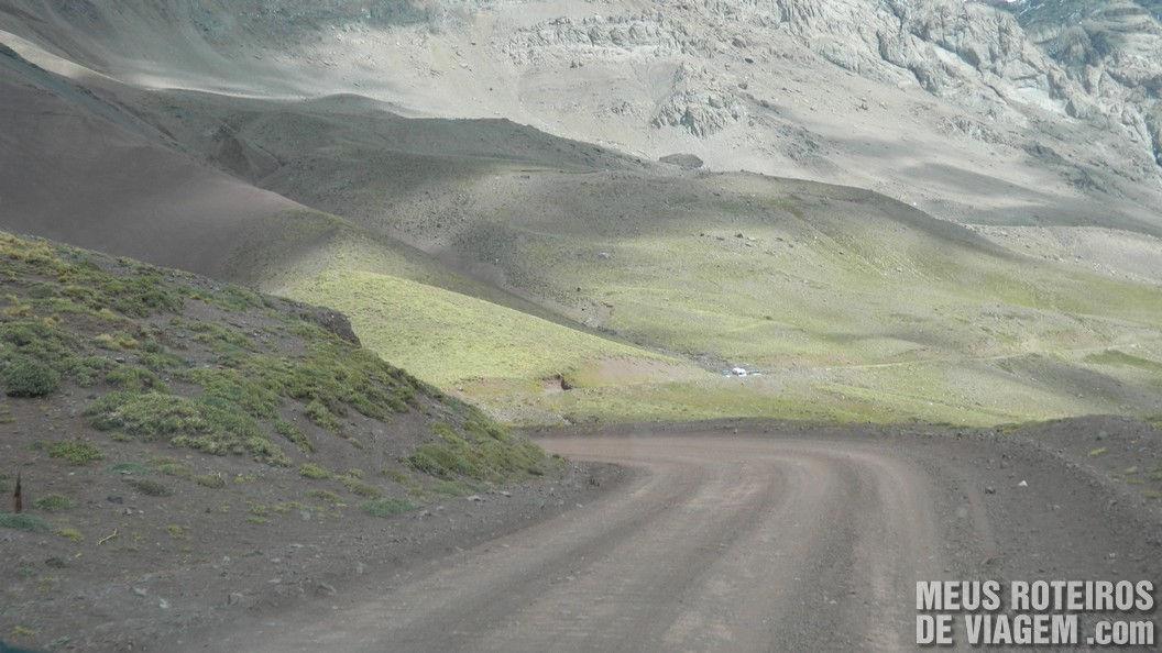 Curvas das estrada