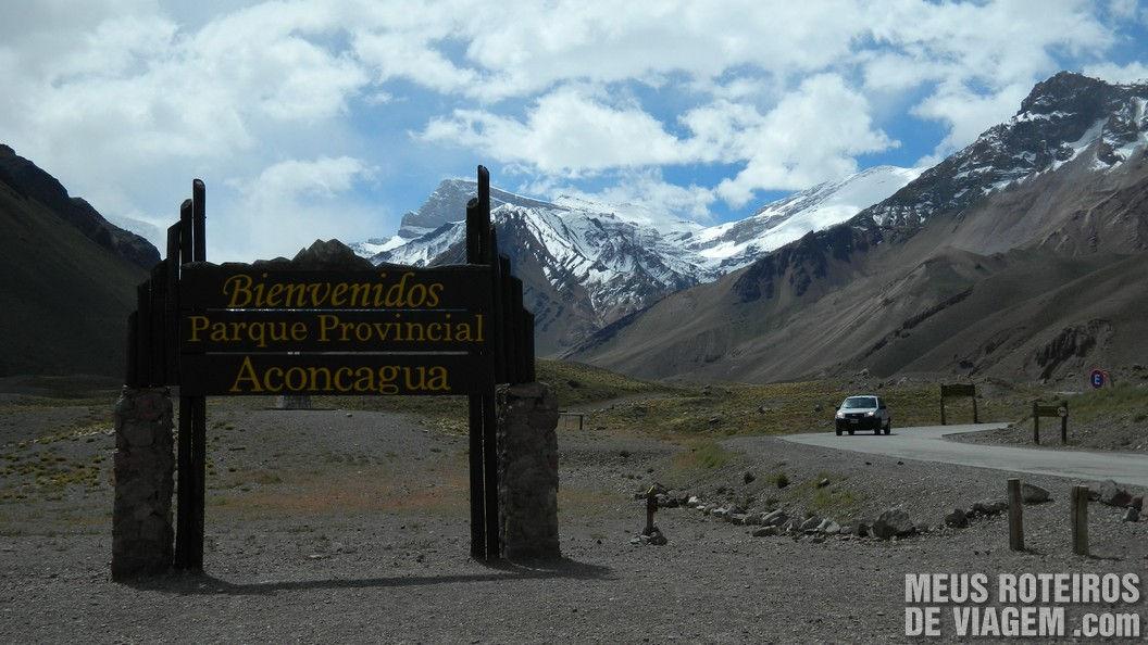 Parque Provincial do Aconcágua - Cordilheira dos Andes, Argentina